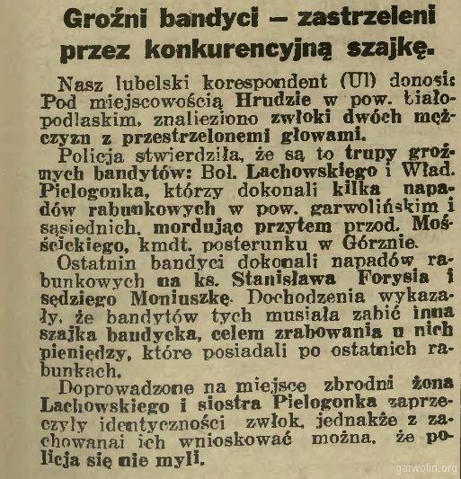 79 Ilustrowany Kuryer Codzienny 1937 nr 295 25 X