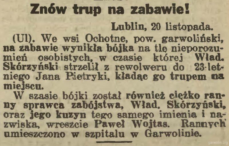 80 Ilustrowany Kuryer Codzienny 1937 nr 322 21 XI