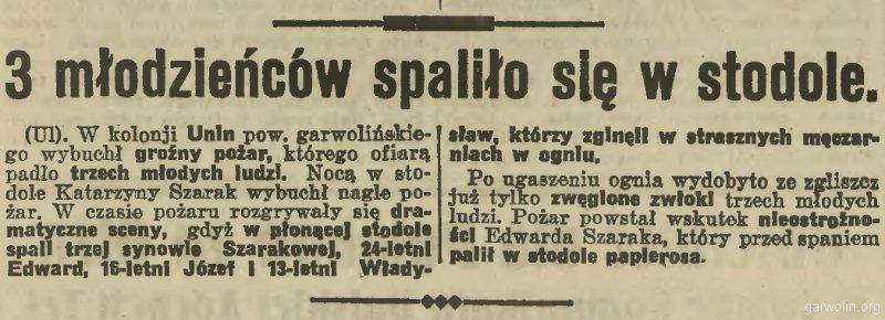 88 Ilustrowany Kuryer Codzienny 1938 nr 205 27 VII