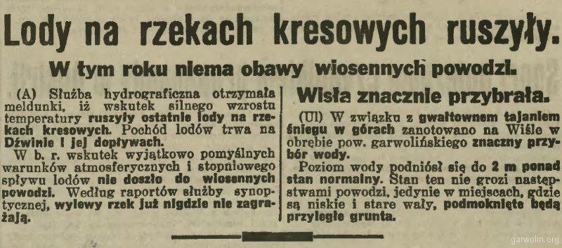 93 Ilustrowany Kuryer Codzienny 1938 nr 82 23 III