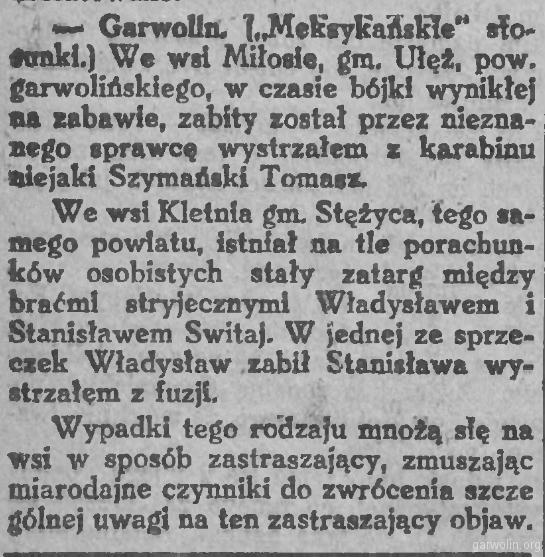 106 Nowy Kurjer 1927 03 15 r 38 nr60