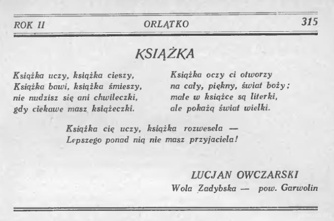 112 Orlątko 1934 czerwiec r 2 nr9