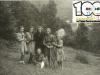 Garwolińskie harcerki z lat 1945-49. Źródło ZHP Garwolin