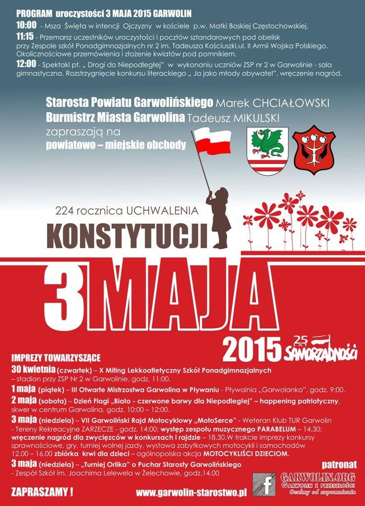 3 maja 2015 Garwolin (1)