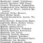 Obywatele Ziemscy - powiat Garwoliński 1917 r.