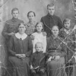 Zdjęcia rodziny Makulców ze zbiorów Krzysztofy Sęp z d. Makulec