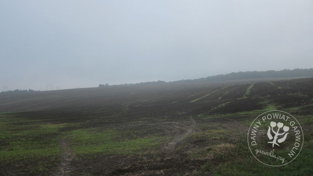 Dawne garwolińskie pola