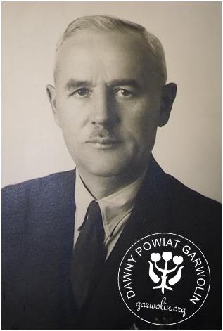 Piotr Dziuba - zdjęcie z lat 50-tych XX w.