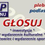 Garwolińska Grupa Indeksacyjna w Plebiscycie Top Regionu 2017 - Wydarzenie Kulturalne