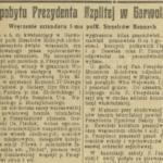 Prezydent Wojciechowski w Garwolinie