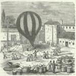 Wycieczka balonowa z Warszawy do Kruszówki odbyta dnia 8 Września 1873 r.