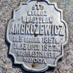Ksiądz Władysław Ambrożewicz (1857-1922)