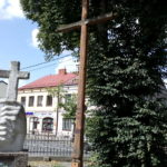 Co zakopano pod krzyżem misyjnym w Garwolinie?