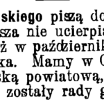 Powiat garwoliński wiosną 1915 r.