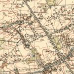 Chotynia w przededniu I wojny światowej