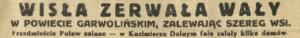 powódź 1934