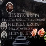 Kpt. Henryk Krupa (1935-1958), lotnik z Zawad