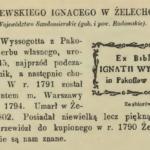 Prezydent Ignacy Mościcki w powiecie garwolińskim