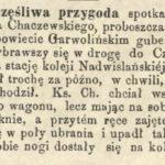 Wypadek proboszcza z Łaskarzewa