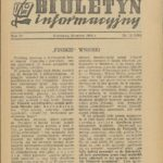 """Powiat garwoliński w """"Biuletynie Informacyjnym"""" (1941-1944)"""