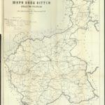 Mapa dróg bitych z 1913 r.