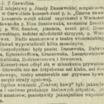 Działalność społeczna kobiet powiatu garwolińskiego na początku XX w.