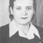 Stanisława Michalik (1907-1987), więzień obozu w Ravensbrück