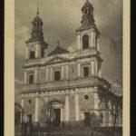 Budowa kościoła w Garwolinie i jego wyposażanie