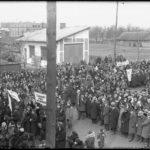Antyniemiecki wiec w Garwolinie (1933)