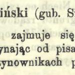 Łapownictwo w powiecie garwolińskim na początku XX w.
