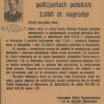 List gończy z 1943 r.