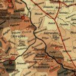 Tereny nadwiślańskie powiatu garwolińskiego w 1916 r.