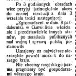 Jak się rodziła niepodległa Polska w Garwolinie