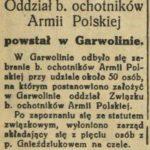 Powiat garwoliński przed wybuchem II wojny światowej