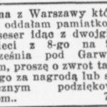 Uchodźcy w powiecie garwolińskim w 1939 r.