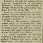 Getto w Sobolewie