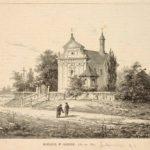 Polichromia kościoła w Woli Okrzejskiej