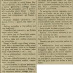 Polacy i Żydzi w Garwolinie  w 1935 r.
