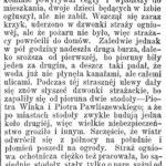 Pożar w Garwolinie w 1888 r.