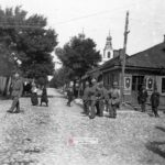 Garwolin latem 1915 r.
