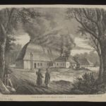 Pożar w Hucie Czechy (1871)