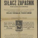 Adam Sasorski - zapaśnik z Niwy Babickiej