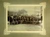 Garwolin 1910. Oficerowie 13 pułku Dragonów Wojennego Orderu. źródło : blog wariag Odnalazł Roman Talarek