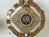 Odznaka 13 Pułku Dragonów Imperium Rosyjskiego. Źródło wikipedia.org