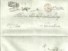18. Koperta adresowana do Sądu w Garwolinie z XIX w. Znalezione na portalu aukcyjnym