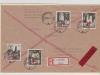 """9. Koperta adresowana do Niemiec ze stemplem  """"Garwolin 23 VIII 1940"""""""