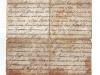 2. Akt notarialny sporządzony przez notariusza Eustachego Egierrszdorffa w kacerari przy ul. Kościelnej 292 w Garwolinie, dnia 24 września /7 października/ 1908 roku. Dokument udostępnił Krzysztof Kot