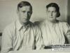 Szczepan Dębski (1906 - 1993) - sołtys Górek w czasie okupacji (była to wtedy gmina Górzno). Oraz jego żona Regina Dębska (1911 - 1989) z domu Kisiel, pochodziła z wsi Budel. Mieszkali w Górkach pod numerem 37. Zdjęcie zrobione chyba przed wojną. Udostępnił Piotr Skuza