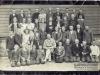 Górzno, szkoła podstawowa lata 30-te XX w. Może ktoś z Was rozpozna kogoś ze swojej rodziny.   Drugi rząd od góry piąta od lewej Natalia Krasińska Zdjęcie nadesłał p. Marek Banaszek