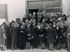 Przed Biblioteką Pedagogiczną M. Jaworski, p.Wójcicka, p.Z. Wojciechowska. Udostępniła Lilianna Jaworska Kustwan
